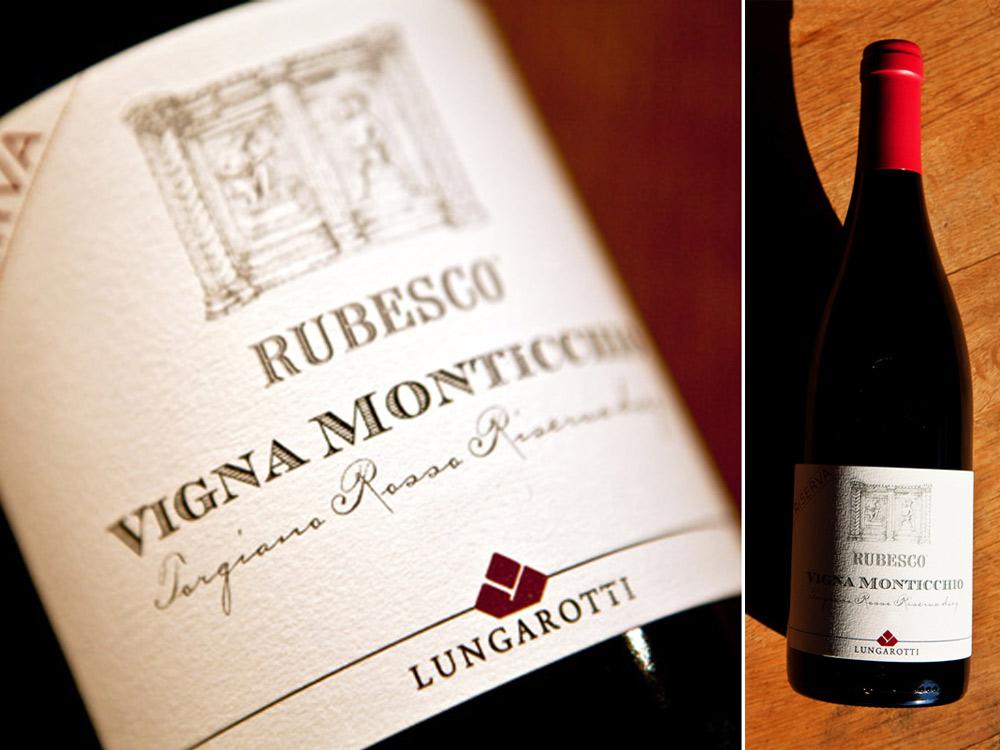 Rubesco Riserva Vigna Monticchio Image
